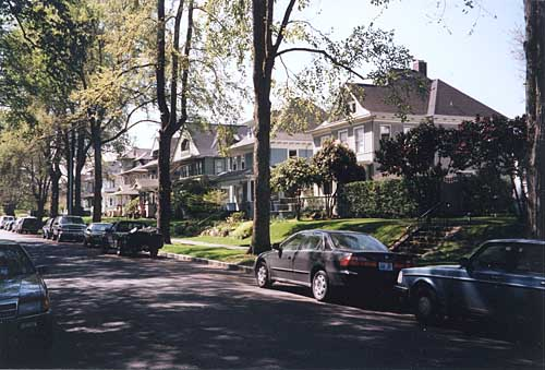 Capital Hill Houses
